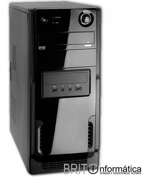 Pc Montado - Amd Athlon- 500gb - 4gb + Wifi Usb