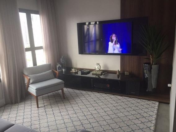 Apartamento Em Jardim Anália Franco, São Paulo/sp De 70m² 1 Quartos À Venda Por R$ 590.000,00 - Ap140295