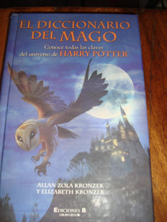Diccionario Del Mago Secretos De Harry Potter Tapa Dura