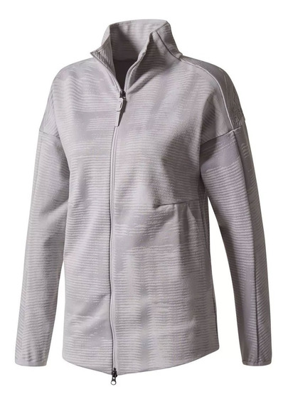 Campera adidas Originals Mujer Zne Pulse Covup Bs4908 4908