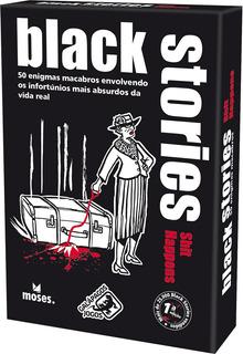 Card Game Black Stories Shit Happens Em Português Galápagos