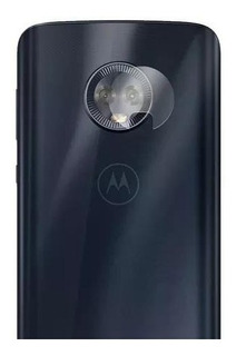 Película De Vidro Para Lente Câmera Motorola Moto G7 Plus
