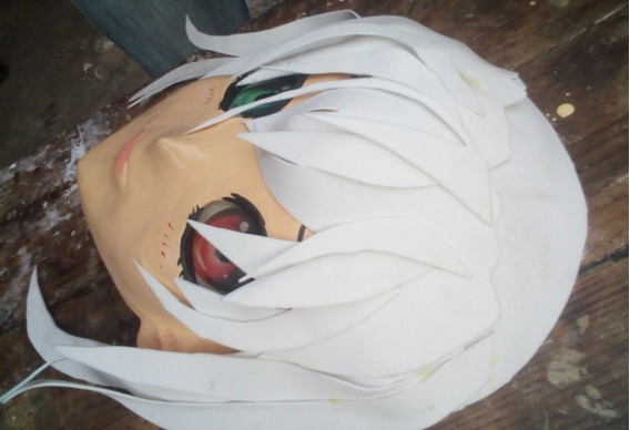 Mascara Kigurumi Anime