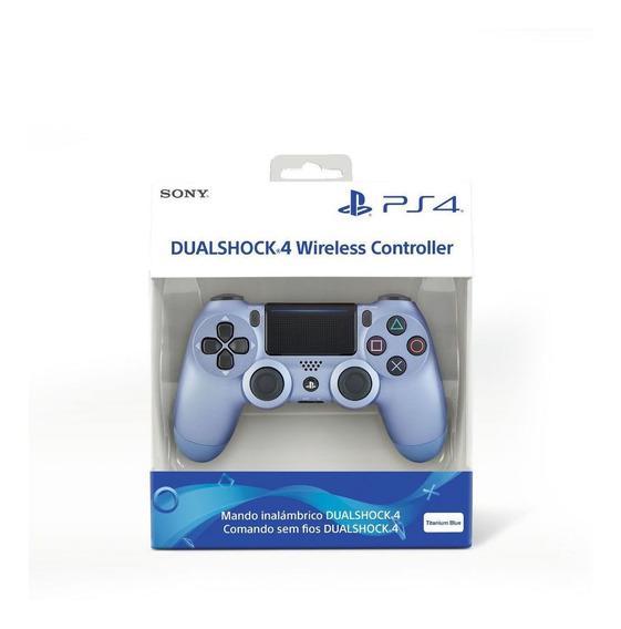 Joystick Sony Ps4 Dualshock 4 Titanium A
