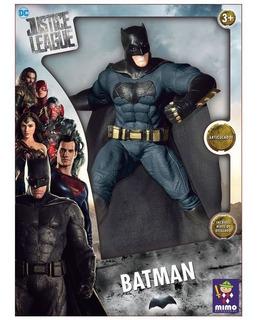 Muñeco Batman Grande 40cm Jugueteria Bloque