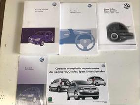 Manual Do Proprietário Volkswagen Fox Crossfox