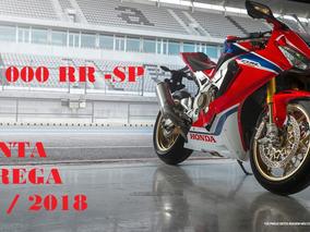 Honda Cbr 1000 Rr - Sp - Suspensão Ohlins - Freios Brembo -