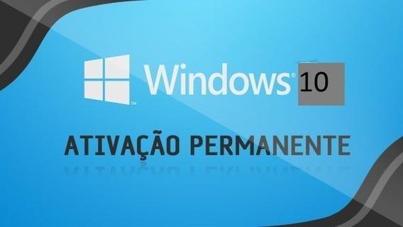Ativação Do Windows 10