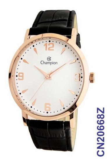 Relógio Champion Feminino Cn20668z Queima Estoque