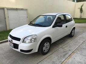 Chevy 2011 Version Aniversario Motor 1.6l Consumo 17km/l