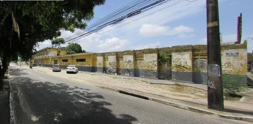 Terreno À Venda, 9240 M² Por R$ 12.500.000,00 - Parreão - Fortaleza/ce - Te0132