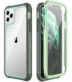 Spidercase iPhone 11 Pro Max Funda Protectora De Pantalla In