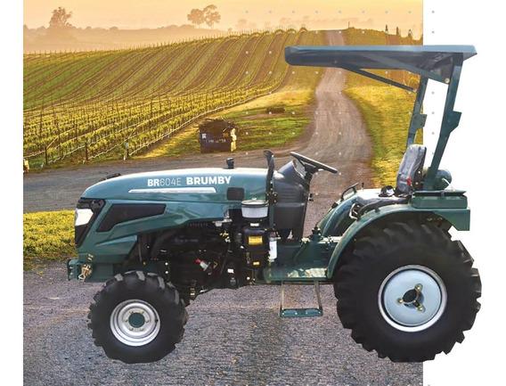 Tractor 60hp 4x4 Brumby Frutero Viñatero 4x4 Motor-yto
