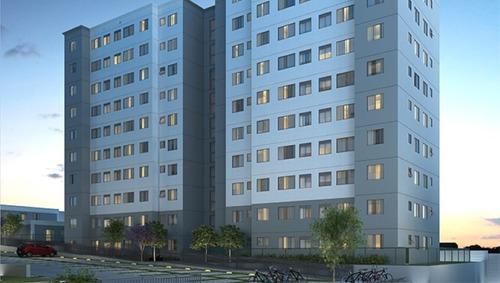 Apartamento À Venda No Bairro Jardim Gilda Maria - São Paulo/sp - O-16861-27581