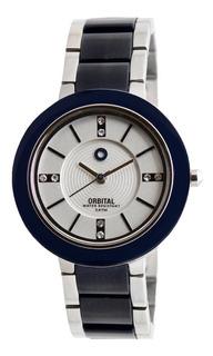Reloj Orbital Dama Ed367308 Agente Oficial Barrio Belgrano