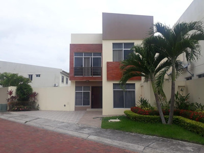 Alquilo Casa Amoblada Urbanizacion Belohorizonte