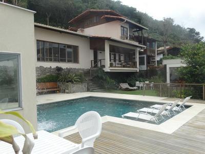 Casa Em Itacoatiara, Niterói/rj De 457m² 3 Quartos À Venda Por R$ 7.000.000,00 - Ca216945