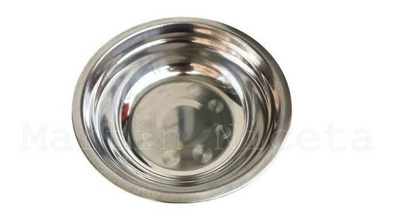 Ensaladera Bowl Acero Inoxidable 19 Cm