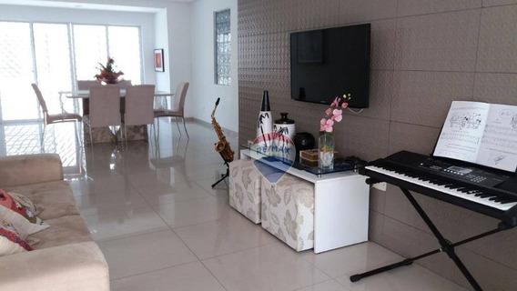 Casa Para Vender Com 4 Quartos Em Casa Caiada Próximo À Praia - Ca0105