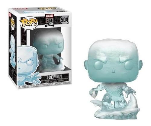 Funko Iceman 1st Appearance (504) - Marvel 80th (marvel)