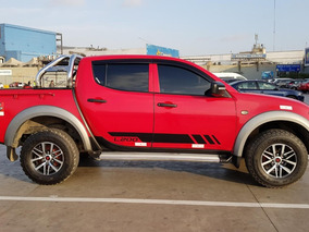 Remato Mitsubishi L200 Full 69 Mil Km 4x4 Facturable 2015