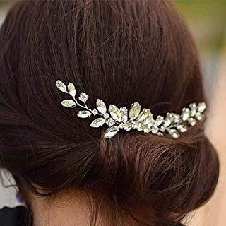 Yalice Peine Para Novia Con Diamantes De Imitac Envio Gratis