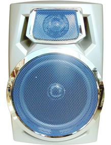 Caixa De Som Micro Ou Mini System 4 Ohms 3w Azul (6uns) Esq