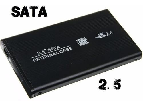 Imagen 1 de 2 de Case Externo 2.5 Sata