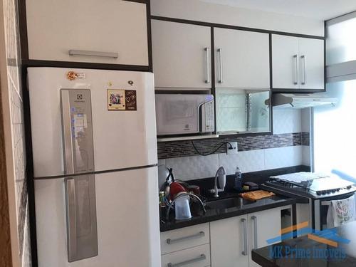 Imagem 1 de 15 de Lindo Apartamento No Condomínio Reserva Nativa. - 1162
