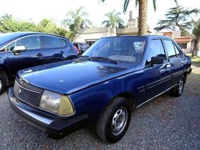 Renault 18 Glt C/gnc 1983