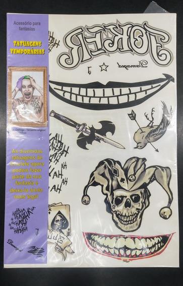 Tatuagens Do Personagem Coringa
