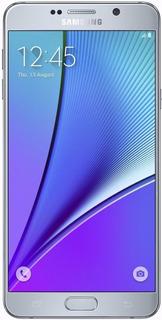 Samsung Galaxy Note 5 Bueno Plateado Liberado