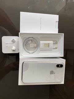 iPhone XS 512gb, Prata, Só R$ 4.500 No Dinheiro