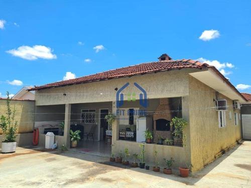 Casa Com 3 Dormitórios À Venda, 250 M² Por R$ 400.000 - Eldorado - São José Do Rio Preto/sp - Ca2598