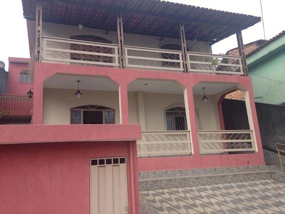 Casa Com 4 Quartos Para Comprar No Bandeirantes Em Contagem/mg - 4919
