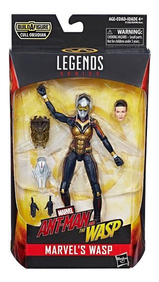 Figura Wasp 6 Pulgadas Ant-man & The Wasp Marvel Hasbro