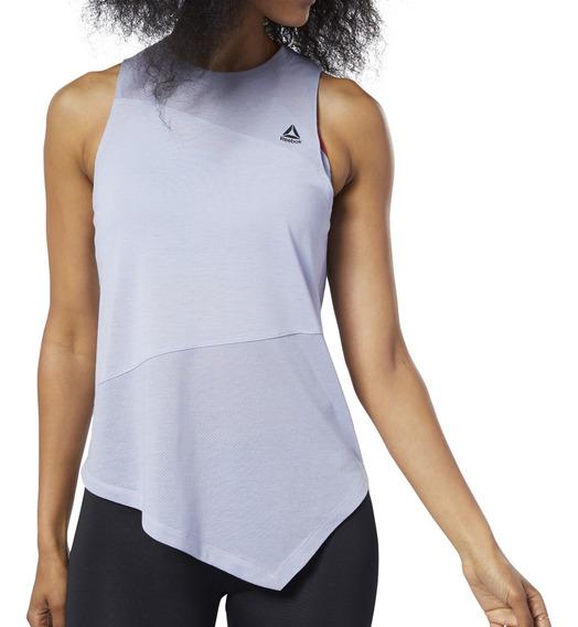 Musculosa Reebok Training Workout Ready Supremium Mujer Li