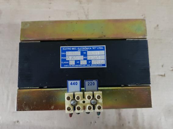 Kit Com 2 Transformadores De Comando 220/440 500va