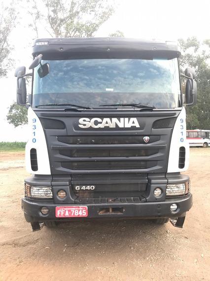 Scania G 440 Bug Pesado Ar Condicionado Traçado 2013