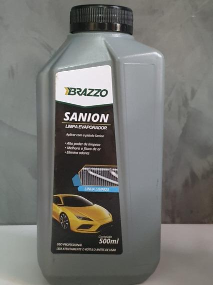 Limpador E Higienizador Da Caixa Evaporadora Do Ar Cond C/12