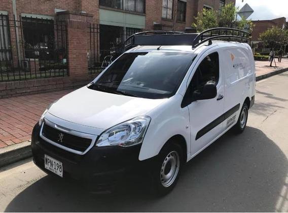 Peugeot Partner 1.6 Turbo Placa Blanca