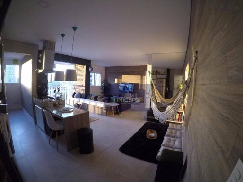Apartamento Com 2 Dormitórios À Venda, 62 M² Por R$ 879.800,00 - Lapa - São Paulo/sp - Ap24539