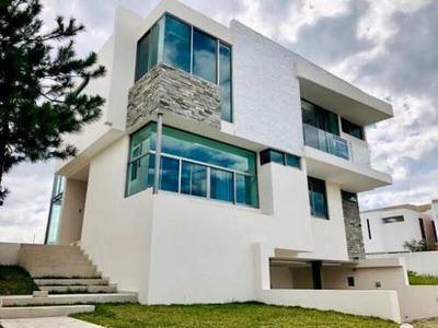 Venta Casa Nueva De Lujo En Frac.puerta Las Lomas,zapopan