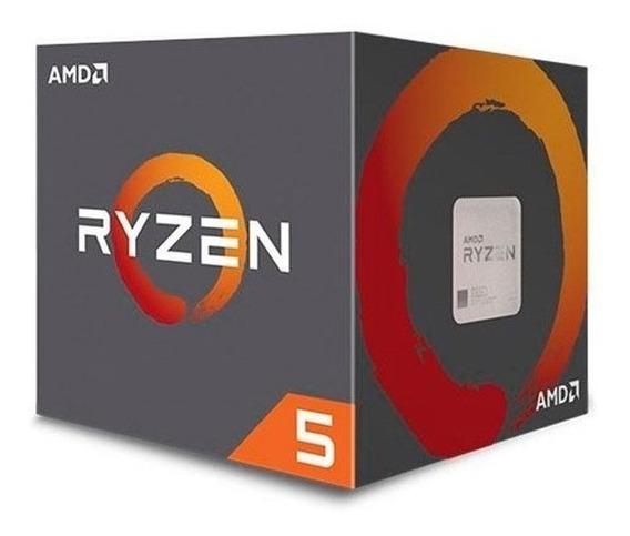 Processador Socket Am4 Ryzen 5 2600x 3.6ghz