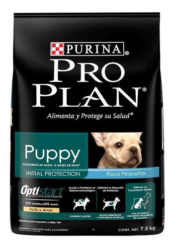 Proplan Puppy Small Breed 3 Kg