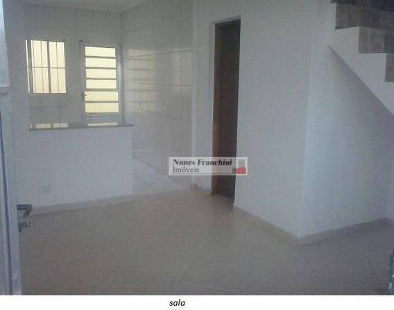 condomínio Residencial Novo De Sobrados Isolados No Jardim Alegria - So0666
