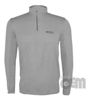 Camiseta Fisherman Areia Uva/uvb 50+ Fps Cardume G