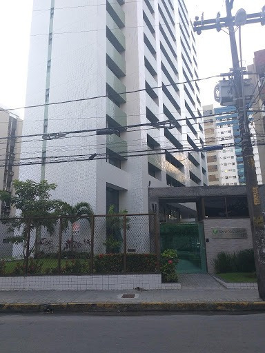 Apartamento Com 1 Dormitório À Venda, 36 M² Por R$ 270.000,00 - Aflitos - Recife/pe - Ap1085