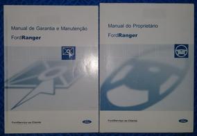 Manuais Ford Ranger - 1ª E 2ª Edição