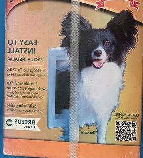 Puerta De Plastico Para Perros